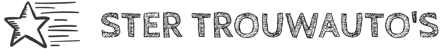 Ster Trouwauto's Logo